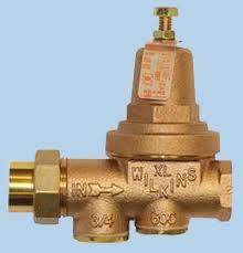 Water Pressure Reducing Valve
